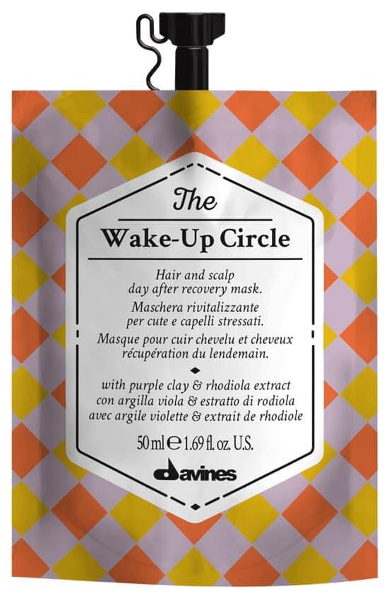Маска для волос Davines The Wake Up Circle 50 мл
