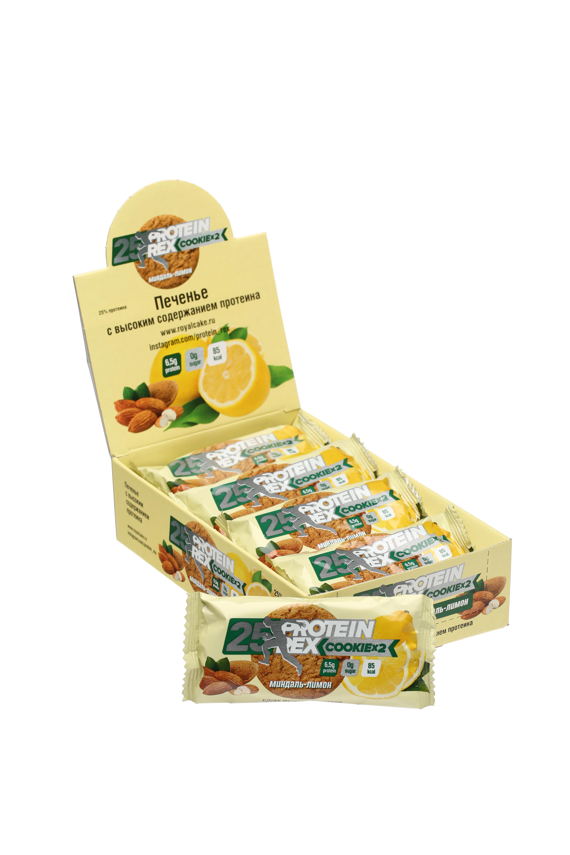 Печенье с высоким содержанием протеина ProteinRex