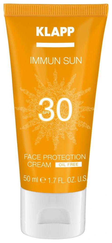 Солнцезащитное средство Klapp Immum Sun Face Protection