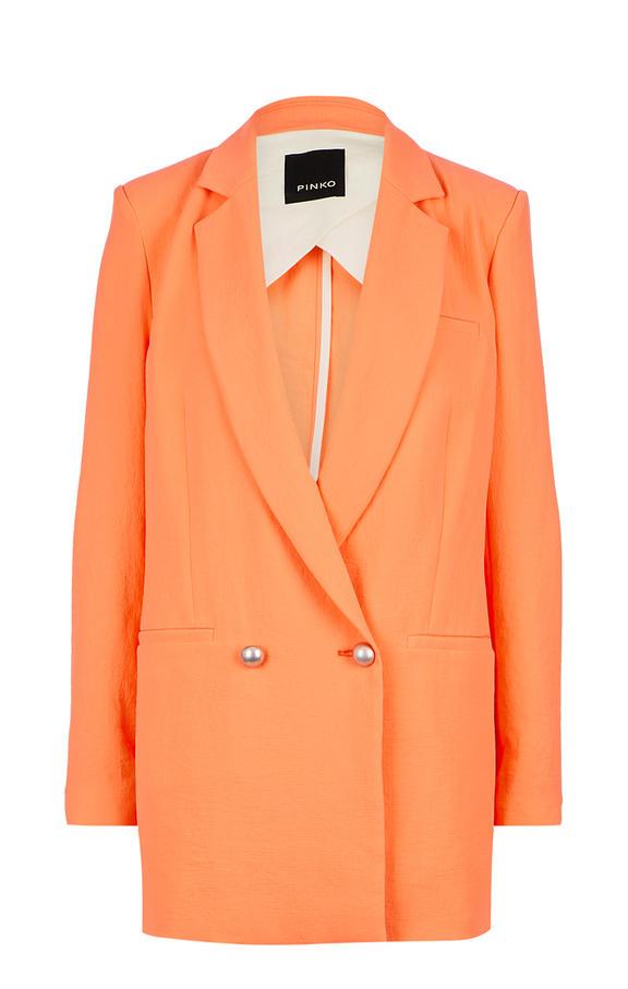 Пиджак женский Pinko оранжевый 46