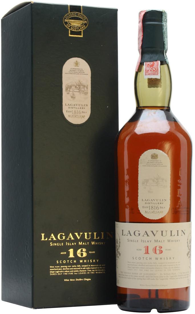 Виски Ballantine's или Виски Lagavulin — что лучше