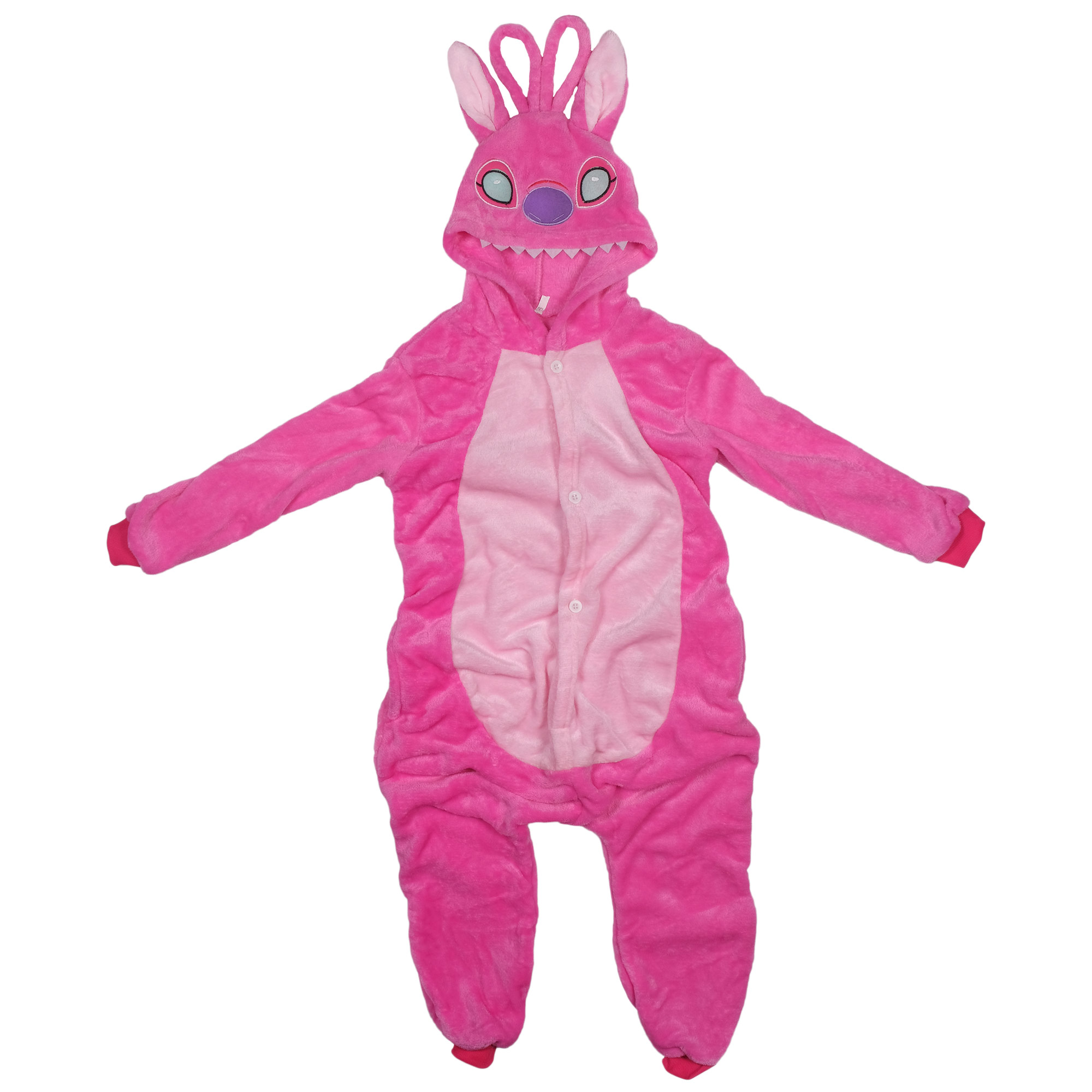 Пижама-кигуруми Lilkrok Лиловый Стич 160-169 см фото