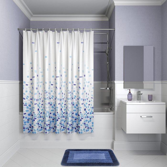 Штора для ванной комнаты IDDIS Basic B20P218i11