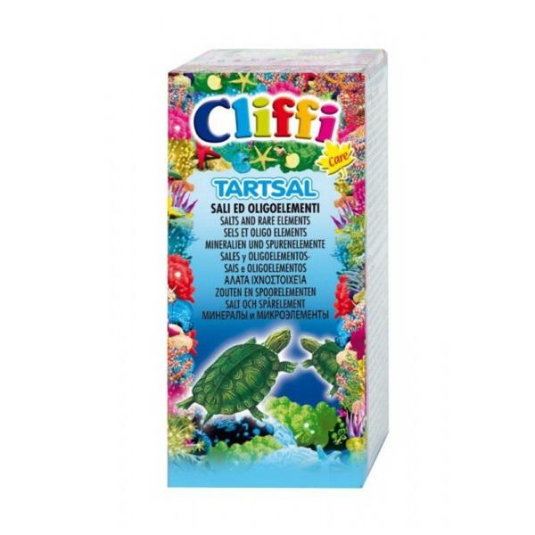 Витамины для рептилий Cliffi для черепах, минеральный