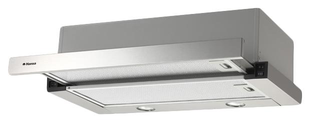 Вытяжка встраиваемая Hansa OTP 616 IH Silver