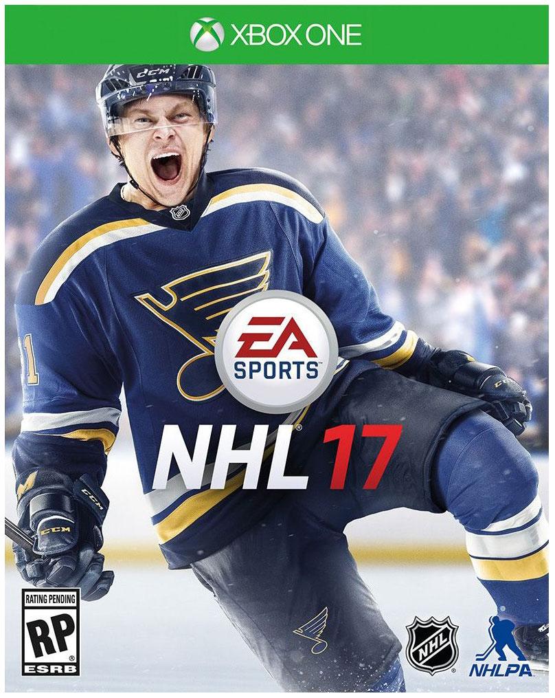 Игра NHL 17 для Xbox One