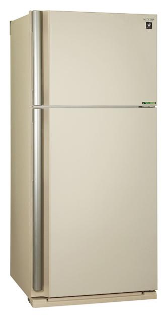 Холодильник Sharp SJ XE55PMBE Beige