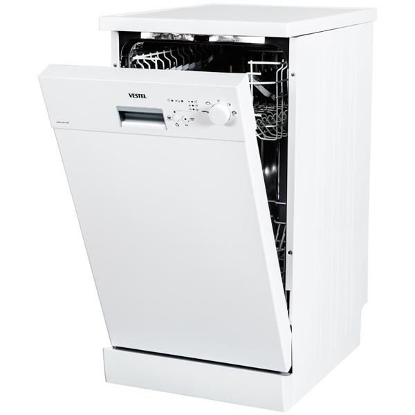 Посудомоечная машина 45 см Vestel VDWL 4513CW