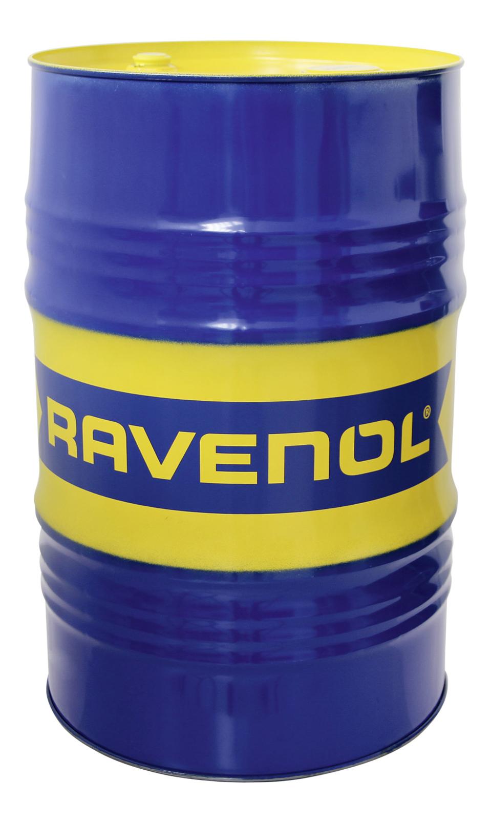 Антифриз RAVENOL G12 зеленый G12 60л
