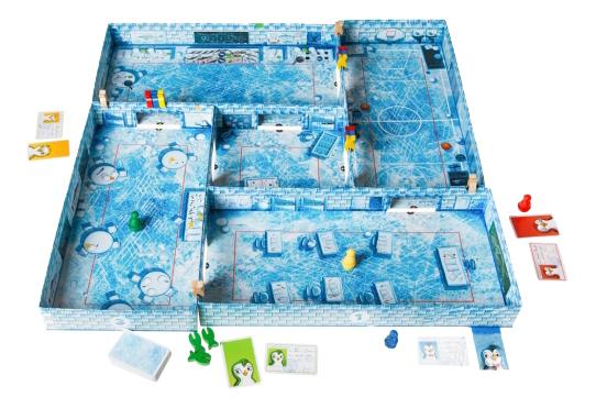 Купить Настольная игра Айс-Класс (Ice Cool), Cтиль Жизни, Семейные настольные игры