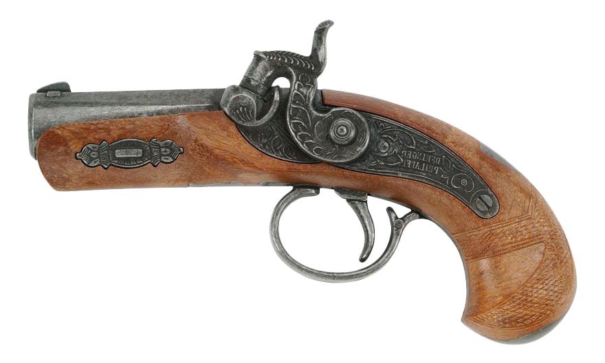 Купить Philadelphia Single Shot, Пистолет игрушечный Schrodel Philadelphia упаковка-тестер (5001671F), Игрушечные пистолеты