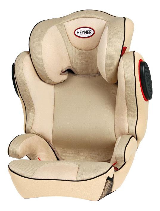 Купить Автокресло HEYNER Maxiprotect Ergo 3D Sp группа 2/3, Бежевый, Черный, Детские автокресла