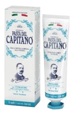 Зубная паста Pasta del Capitano для курящих 75 мл фото