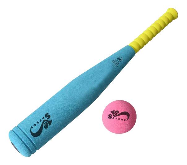 Игра уличная SafSof Игрушка Для Улицы Safsof Бейсбольная Бита 45 См