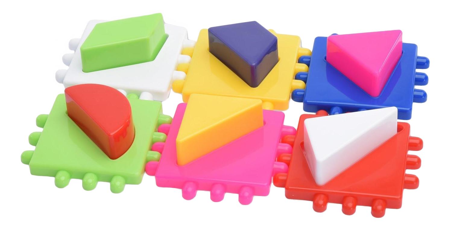 Купить Сортер STELLAR Кубик логичечкий малый , Развивающие игрушки