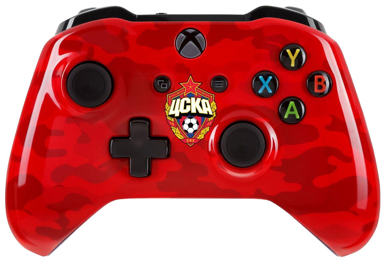 Геймпад Microsoft Xbox One 6CL 00002 ЦСКА