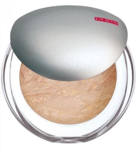 Пудра компактная запеченная PUPA Luminys Baked Face Powder, тон №06 Biscuit (52406)