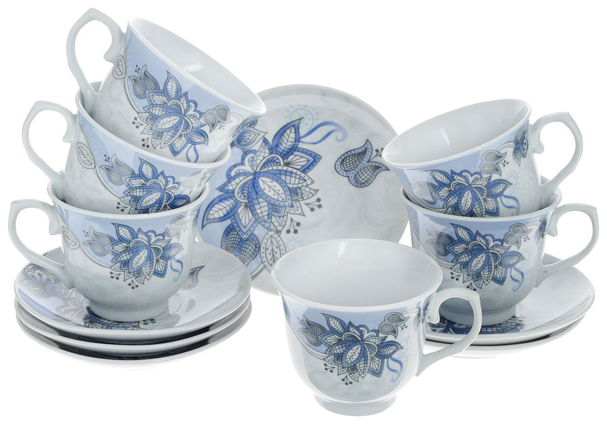 Чайный сервиз LORAINE 25786 фото