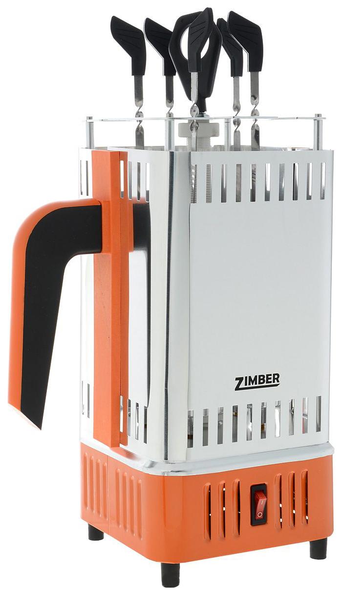 Электрошашлычница Zimber ZM-10746