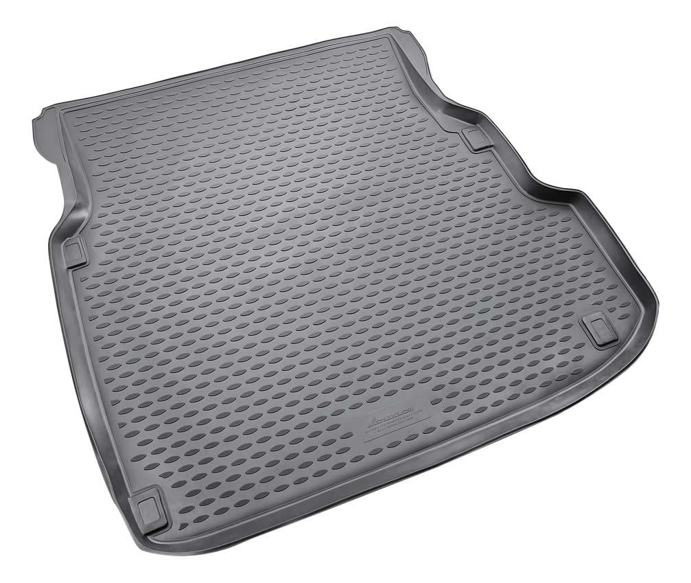 Коврик в багажник MERCEDES-BENZ E-class W211 2002-2009, сед, (полиуретан)