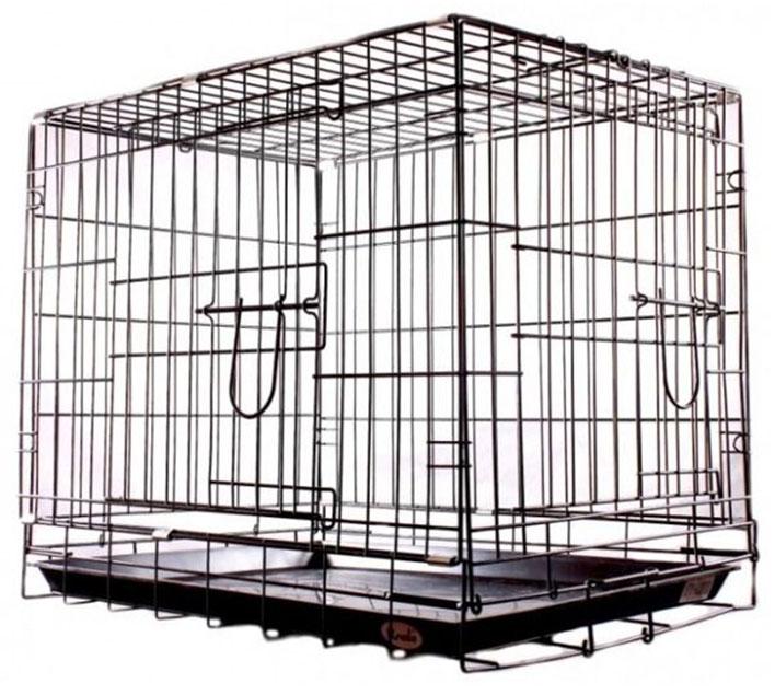 Клетка для собак KREDO 78x69x108