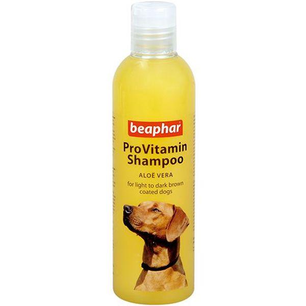 Шампунь для собак Beaphar ProVitamin Apricot для коричневых окрасов, универсальный, 250 мл фото