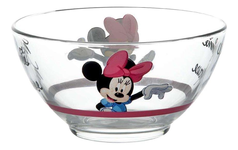 Тарелка Luminarc Disney Minnie Сolor 500 мл фото