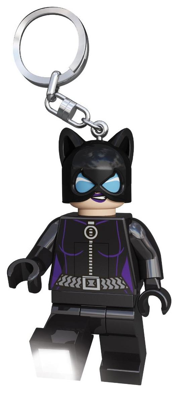 Купить Брелок-фонарик для ключей LEGO Catwoman, Аксессуары для ранцев и рюкзаков