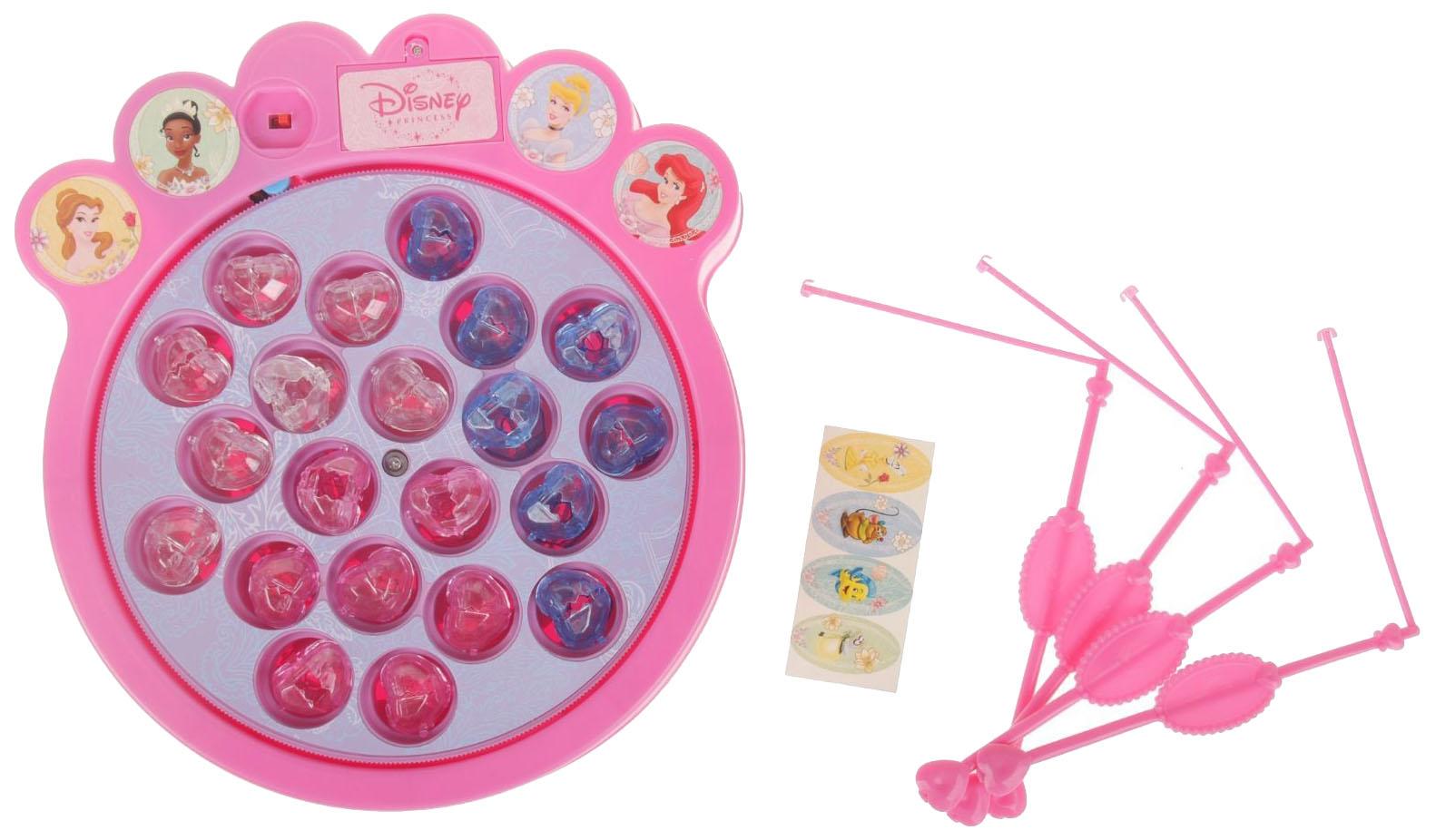 Магнитная игра Spin master Disney Принцессы. Поймай драгоценный камни фото