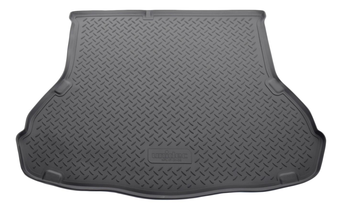 Коврик в багажник автомобиля для Hyundai Norplast (NPL-P-31-06) фото