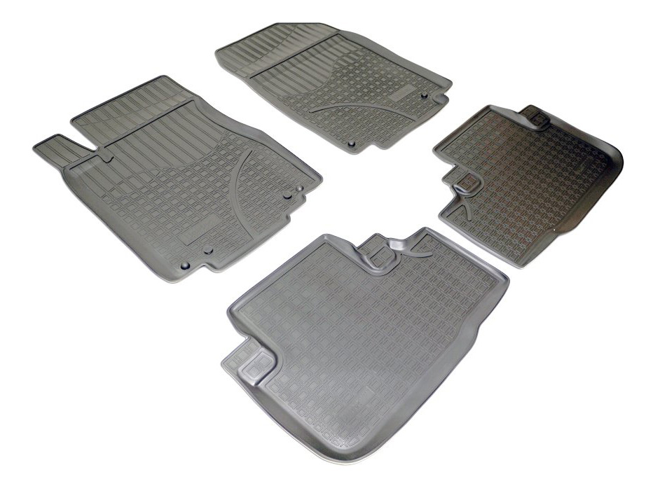 Коврик в салон автомобиля Norplast для Honda (NPA10-C30-202)