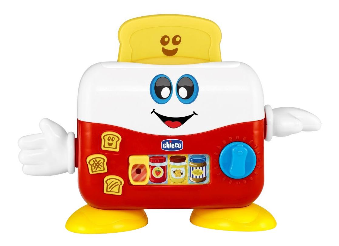 Интерактивная игрушка Chicco Мистер Toast