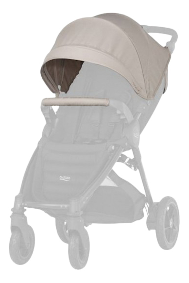 Купить Капор для коляски Britax B-Agile/B-Motion 4 Plus Sand Beige, Britax Romer, Накидки от солнца для коляски
