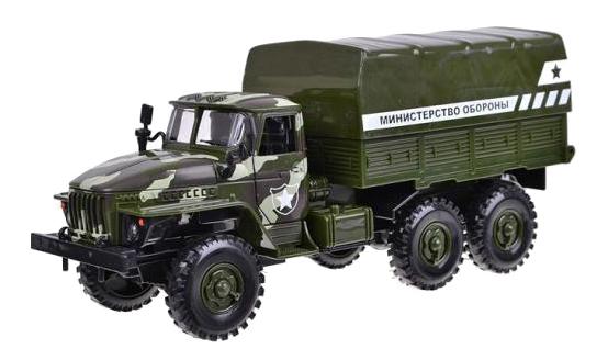 Купить Машина военная Play Smart Автопарк. Министерство обороны разноцветный, PLAYSMART, Военный транспорт