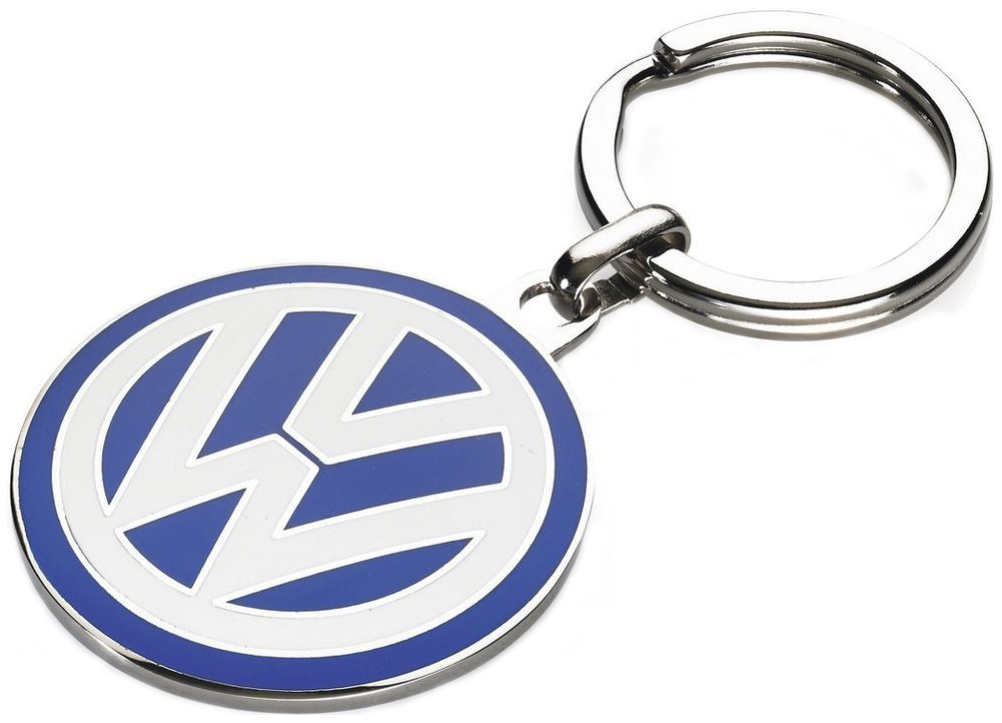 Брелок Volkswagen 87010 30мм