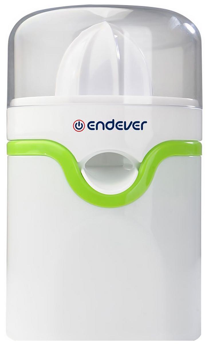 Соковыжималка для цитрусовых Endever Sigma 68 white