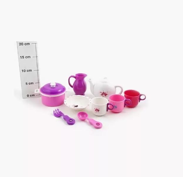 Купить Игровой набор посуды для кухни my favourite Gratwest Д31170, Игрушечная посуда
