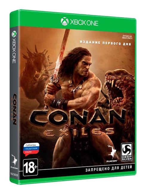 Игра Funcom Conan Exiles Day One Edition