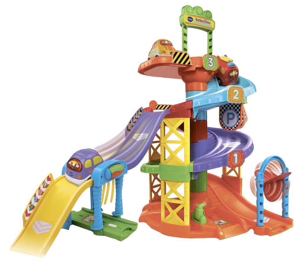 Парковка игрушечная VTech Бип-Бип: Парковочная станция 80-152766