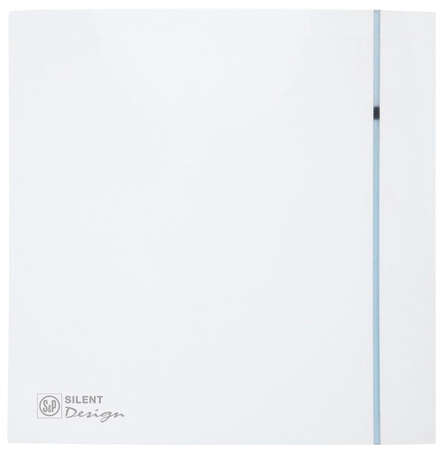 Вентилятор вытяжной Soler&Palau Design 3C Silent-300 CZ PLUS 03-0103-167 SILENT-300 CZ PLUS DESIGN-3C (белый) 03-0103-167
