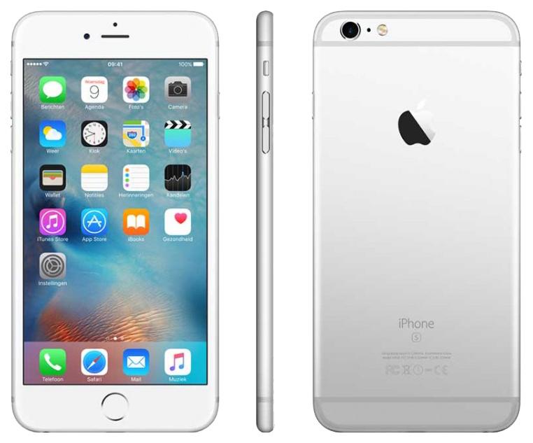 Смартфон Apple iPhone 6s 32Gb Silver (FN0X2RU/A) восстановленный