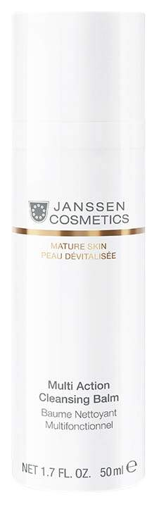 Гель для умывания Janssen Mature Skin Multi Action Cleansing Balm 50 мл фото
