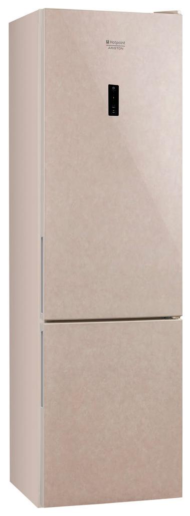 Холодильник Hotpoint Ariston HF 5200 M Beige