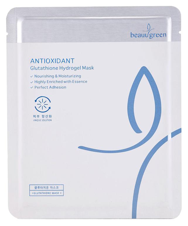 Маска для лица BeauuGreen Antioxidant Glutathione Hydrogel Mask 1 шт
