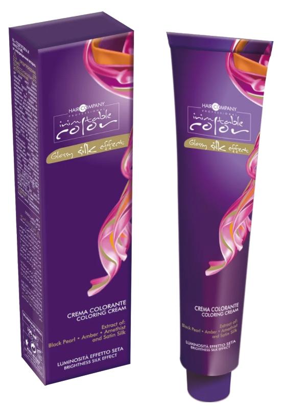 Купить Краска для волос Hair Company Professional Inimitable Color 4.13 Ледяной мокко 100 мл