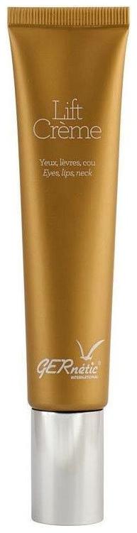 Крем-лифтинг Gernetic Lift Cream для ухода за кожей вокруг глаз, контуром губ и шеи, 40 мл