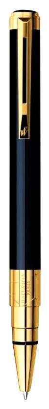 Шариковая ручка Waterman Perspective Black GT, M