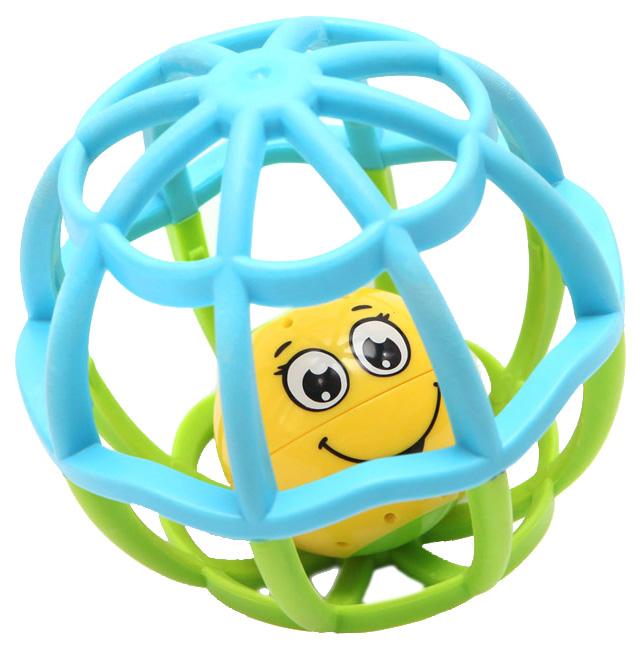 Купить Развивающая игрушка АЗБУКВАРИК Мячик-хохотуша музыкальная 28238-1, Азбукварик, Интерактивные развивающие игрушки