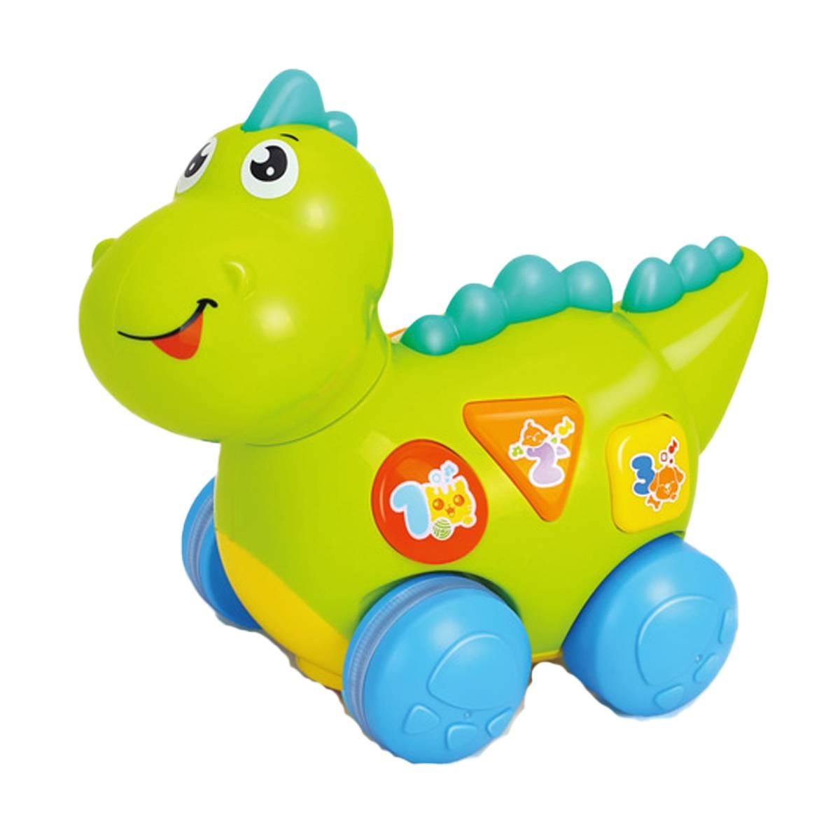Развивающая игрушка PlaySmart Малыш Дино