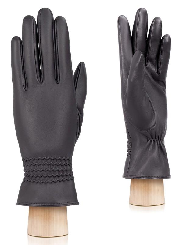 Перчатки женские Eleganzza IS962 серые 6.5 фото